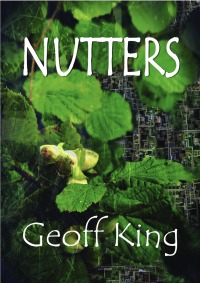 Cover of Nutters, a book written by Geoff King.